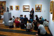 Wycieczka uczniów klas III do Muzeum Narodowego