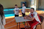 Spotkanie z mistrzami Europy w siatkówce