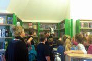 Z wizytą w bibliotece NOK