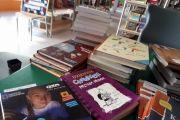 180 nowych książek w bibliotece