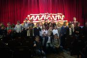 """Wycieczka uczniów klasy IIIC do Teatru Muzycznego """"Buffo"""" na musical """"Piotruś Pan"""""""