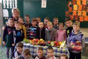 Dzień zasad zdrowego odżywiania w klasie IA