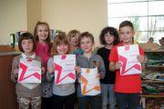 Ogromny sukces naszych małych Artystów w Asteriadzie !