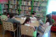 Wizyta w Bibliotece Publicznej w NOK-u