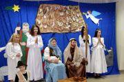 Mikołaj z Nadarzyna w Domu Dziecka w Krasnymstawie