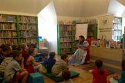 Wizyta uczniów klasy IA i IB w Bibliotece Publicznej w Nadarzynie