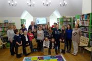 Wielka Liga Czytelników w Bibliotece w Nadarzynie
