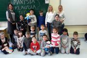 Lalki- akcja UNICEF - w I B