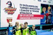 IV EDYCJA OGÓLNOPOLSKIEGO TURNIEJU - PINGLA CUP 2018