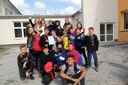 Gminne Mistrzostwa w  Biegach Przełajowych w Kostowcu