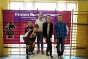 Mistrzostwach Mazowsza Szkół Podstawowych w szachach błyskawicznych